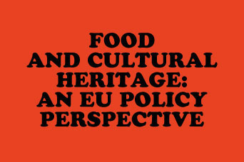 Food and cultural heritage