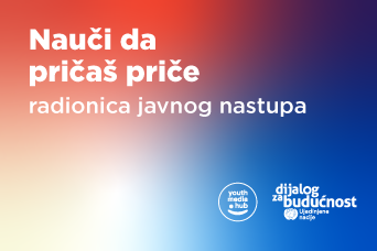 Youth Media Hub Nauci da pricas price